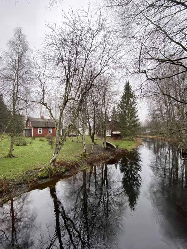 Turpoonjoki Portaan Nahkurinverstas Porras