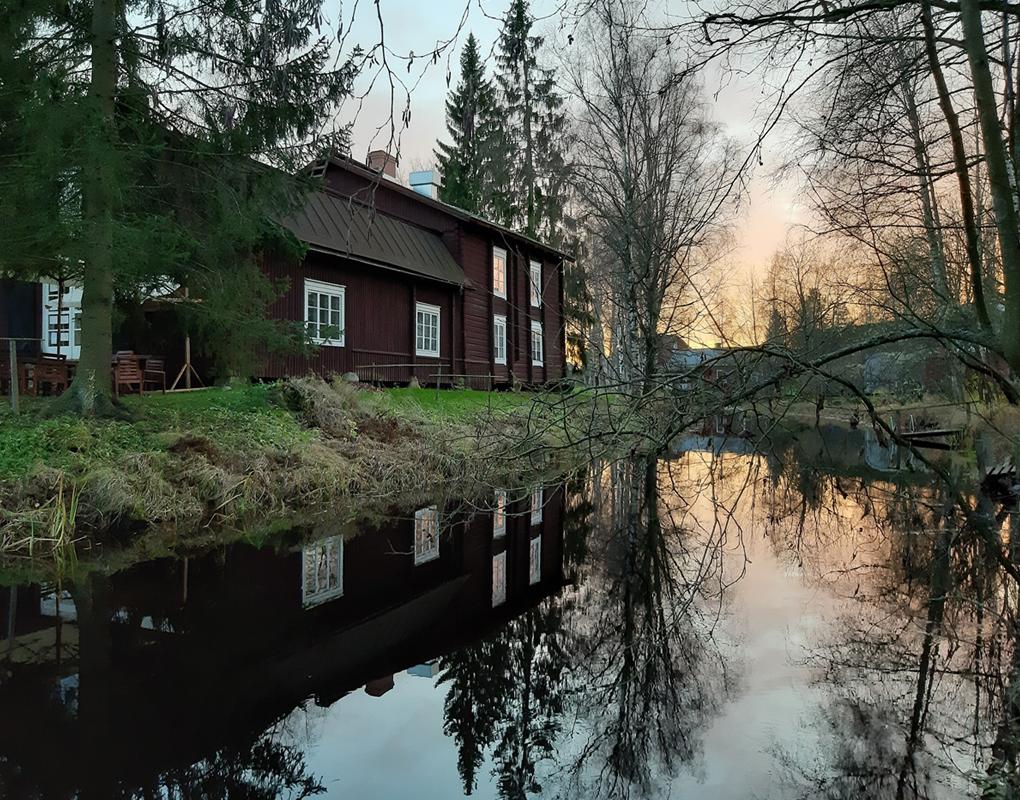 Portaan Nahkurinverstas Turpoonjoki
