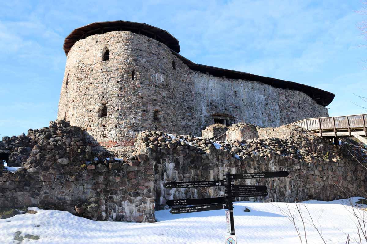 Raaseporin linna ja muuria
