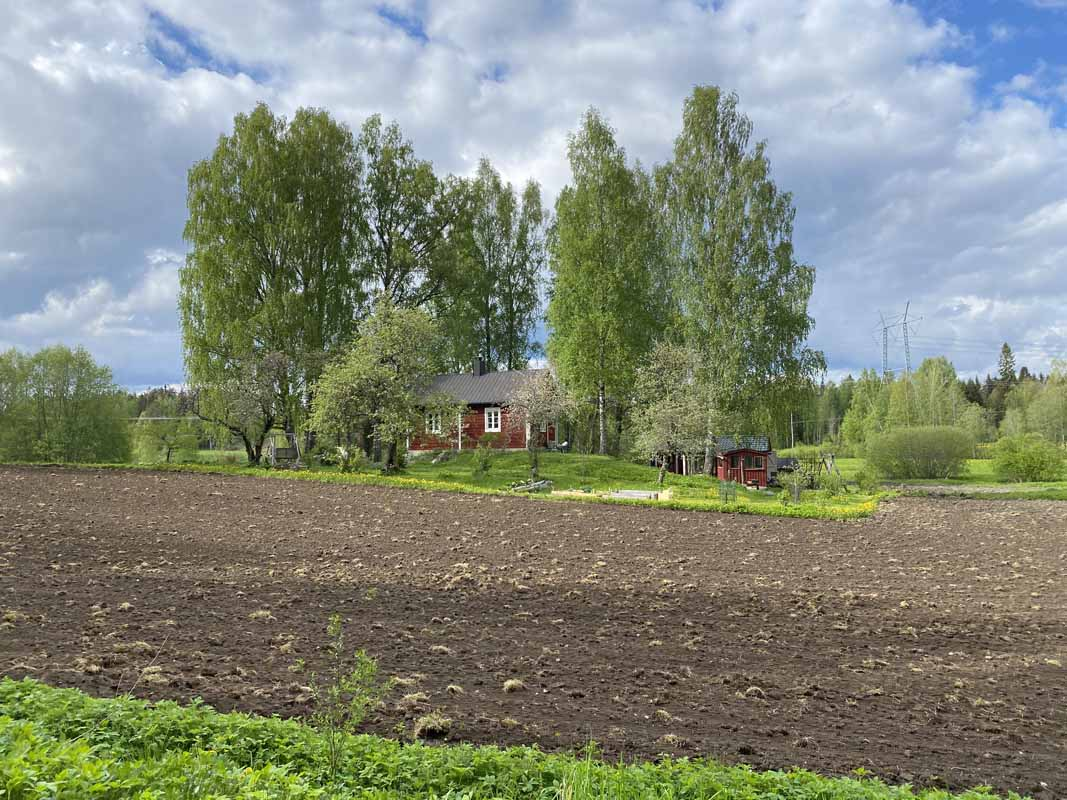 Suomalaista perinnemaisemaa Tammelassa
