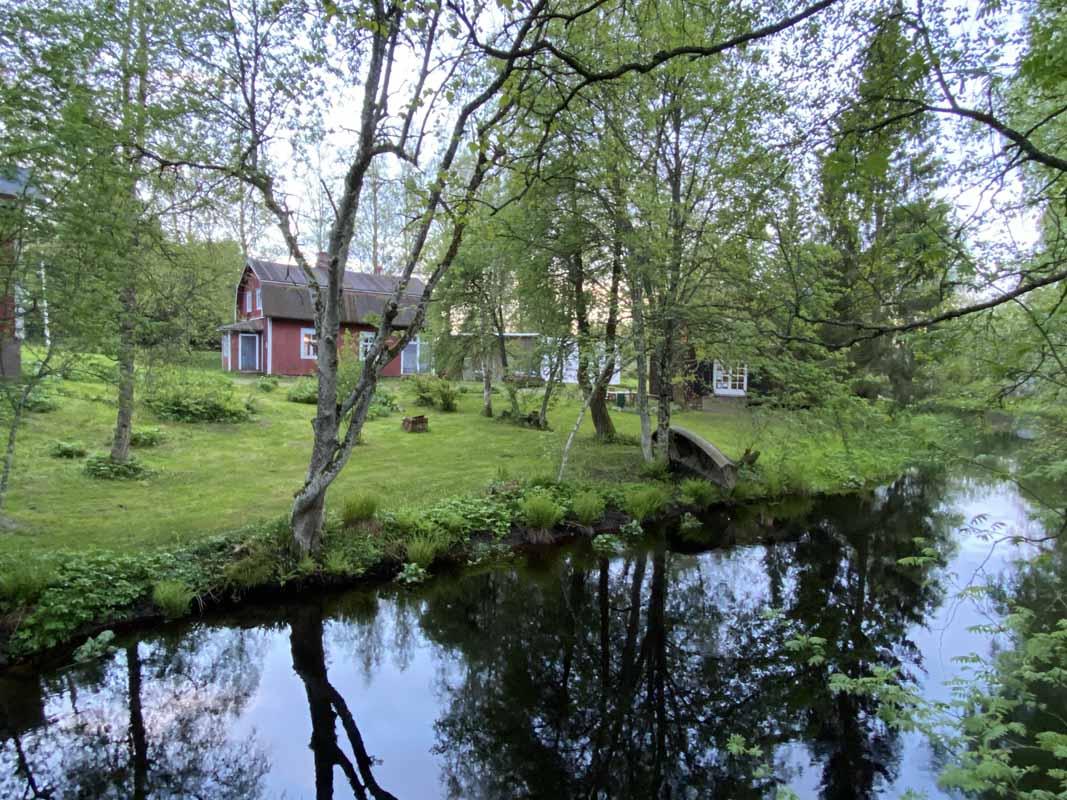 Portaan Nahkurinverstas ja Turpoonjoki