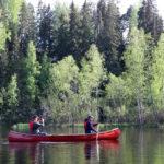 Wilderness Tales Tomi ja Mustialan Kievari & Wanha Viljamakasiini Emilia