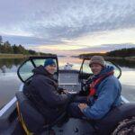 ahvenenkalastajat Ilkka ja Kim Vatanen Experience