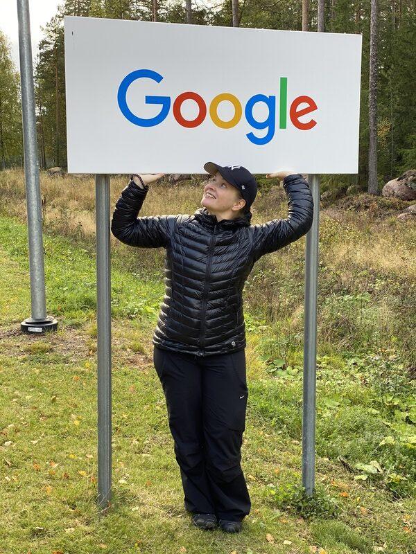 Googlen datakeskus ja Katri