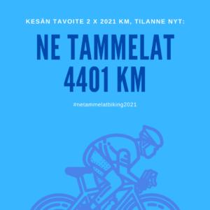 Ne Tammelat biking syyskuu 2021